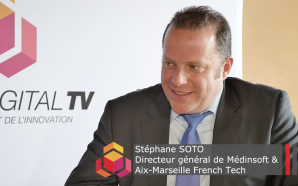 Stéphane Soto Aix Marseille French Tech