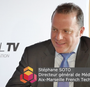 Stéphane Soto Aix Marseille French Tech