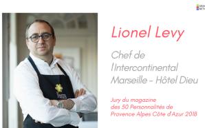 Lionel Levy Mag des 50 Personnalités